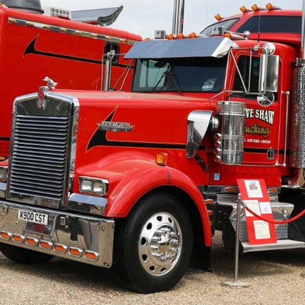 Drive a big rig at SpeedFest 7!