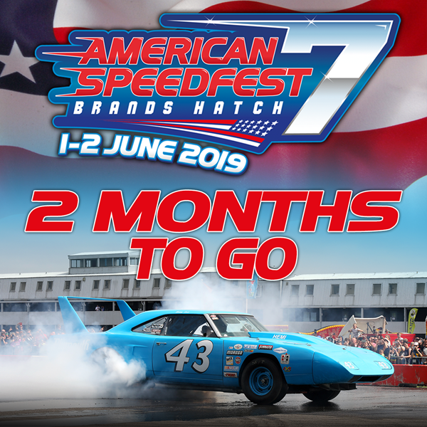 SpeedFest 7: Two months to go!