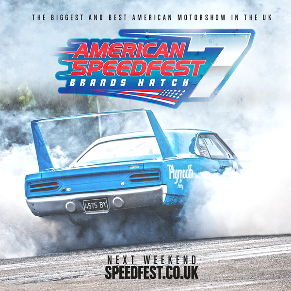 NASCAR blasts back to Brands Hatch for American SpeedFest 7 next weekend