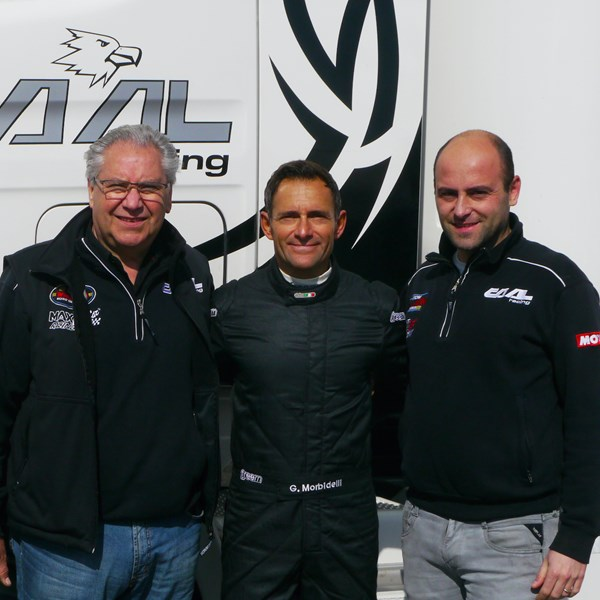 Former F1 star Morbidelli joins NWES ahead of American SpeedFest 8