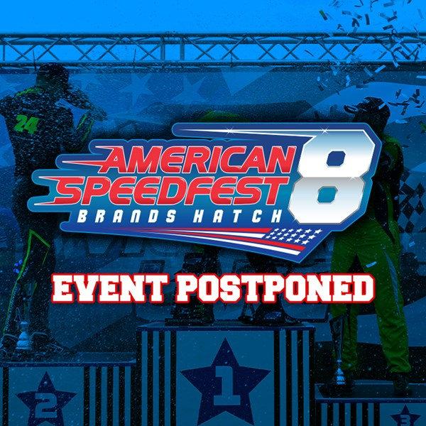 American SpeedFest 8 – postponed due to COVID-19