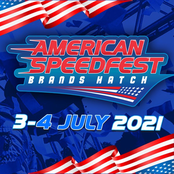 Brands Hatch to celebrate Independence Day at American SpeedFest 2021