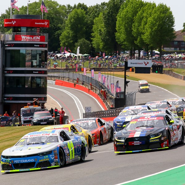 Celebrate Independence Day at Brands Hatch's American SpeedFest 8 – early bird tickets on sale now!