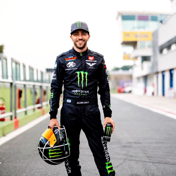 Three-time Euro NASCAR Champion Alon Day back for 2021
